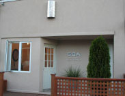 Exterior photo of Ledden Design's Office